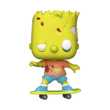 Zombie Bart - The Simpsons