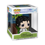 Box image of Edward Scissorhands with Dinosaur Shrub pop deluxe