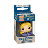 Box image of The Mad Tea Party Attraction and Alice pop keychain