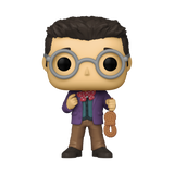 Front image of Professor Plum with the Rope - Clue pop