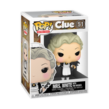 Mrs. White with the Wrench - Clue