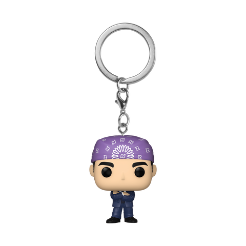 Image of Prison Mike - The Office keychain