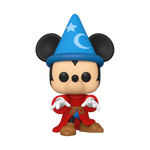 Front image of Sorcerer Mickey - Fantasia pop