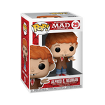 Box image of Alfred E. Neuman w/ Chase - MAD TV pop