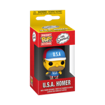 U.S.A. Homer - The Simpsons