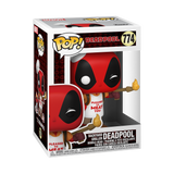 Box image of image of Backyard Griller Deadpool pop