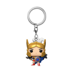 Front image of Wonder Woman Challenge of the Gods - WW80 keychain