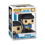 Box image of Spock in Mirror Mirror Outfit - Star Trek pop