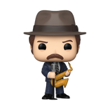 Front image of Duke Silver - Parks and Recreation pop