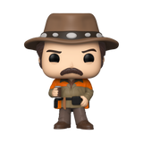 Front image of Hunter Ron - Parks and Recreation pop