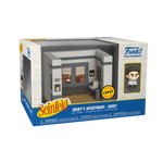 Box image of Jerry's Apartment - Jerry w/ Chase - Seinfeld mini moment chase variant