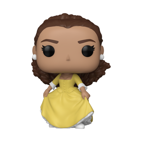 Front image of Peggy Schuyler - Hamilton pop