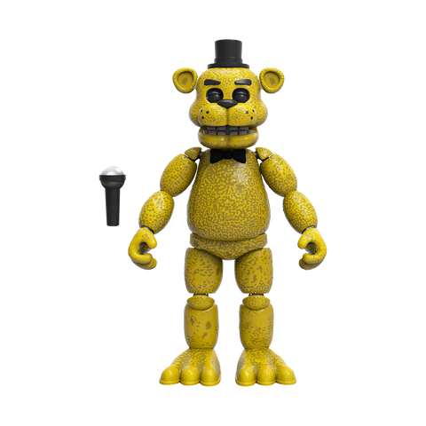 Golden Freddy - Five Nights at Freddy's