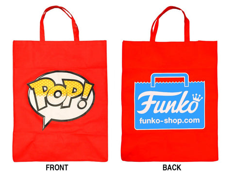 Oversized POP Bag with Funko-Shop.com logo