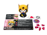 FUNKOVERSE STRATEGY GAME: AGGRETSUKO 100 - 1-PACK