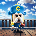 "Pop! Ad Icons: 10"" Cap'n Crunch"