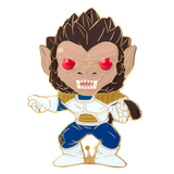 Front image of Great Ape Vegeta - Dragon Ball Z pop pin