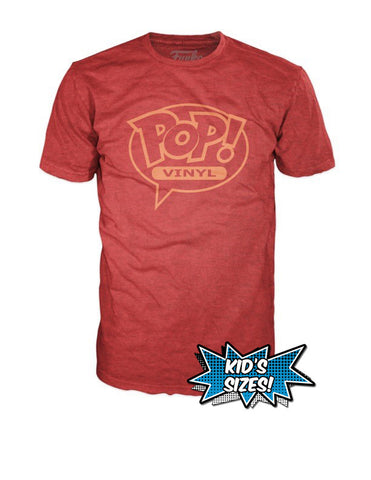 POP Vinyl Logo Tee - Kids
