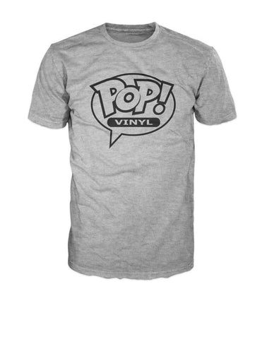 POP Vinyl Logo Tee - Mens