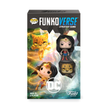 Front image of Funkoverse: DC Comics 102 2-Pack box
