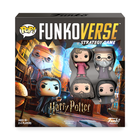 Funkoverse: Harry Potter 102 4-pack