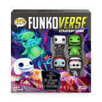 Funkoverse: Disney The Nightmare Before Christmas 100 4-pack