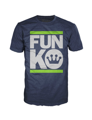 Funko Stacked Crown Tee - Mens