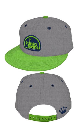 Funko Team Patch Snapback Adjustable Hat