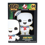 Front box image of Stay Puft - Ghostbusters pop pin