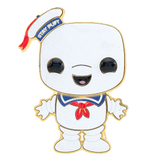 Front image of Stay Puft - Ghostbusters pop pin