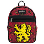 Harry Potter - Gryffindor Mini Backpack