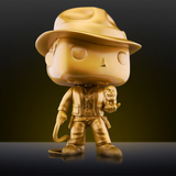 Pop! Disney: 10'' Gold Indiana Jones