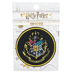 Harry Potter - Four Houses Iron-On Patch