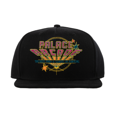 Palace Arcade Snap Back Hat - Stranger Things