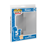 Box image of Foldable Pop! Protector 5-Pack