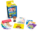 Contents of  image of Something Wild! Disney Toy Story - Woody card game