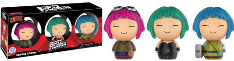 Dorbz: Ramona Flowers 3-pack