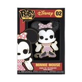 Front box image of Minnie Mouse pop pin
