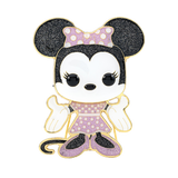 Front image of Minnie Mouse pop pin