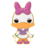 Front image of  Daisy Duck pop pin