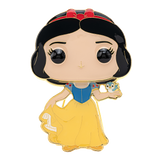 Front image of Snow White pop pin
