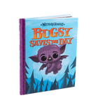 Front image of Bugsy Saves the Day - Wetmore Forest book