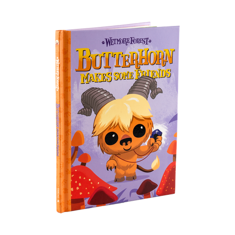Wetmore Forest Book: Butterhorn Makes Some Friends