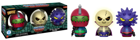 Dorbz: Trap Jaw, Scare Glow, Spikor 3-pack