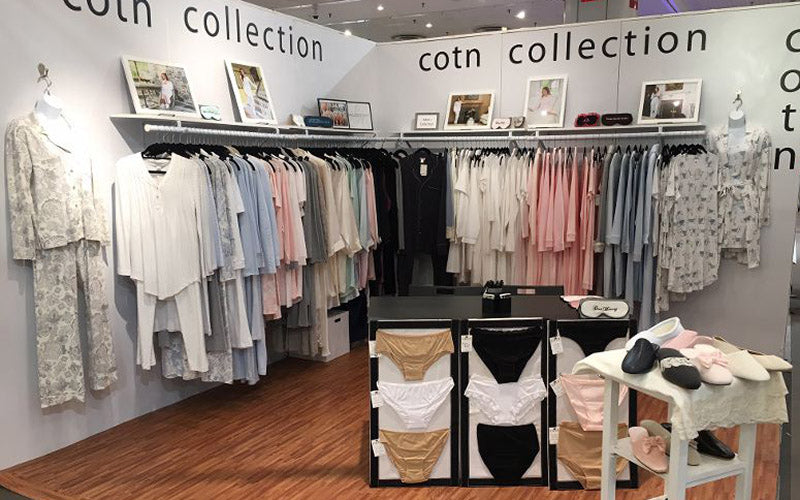 cotn collection at NYNOW