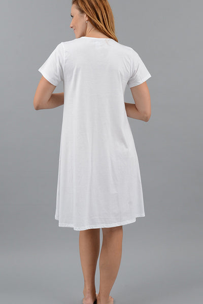 Lace Nightshirt