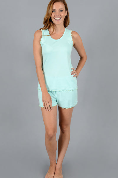 Mini Ruffle Shorty Pj