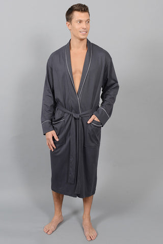 Men's Shawl Collar Robe