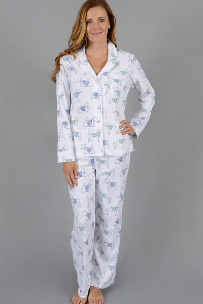 Pima Paws Classic Tailored PJ