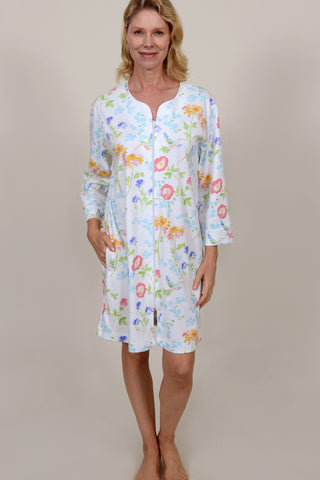 Hummingbird Zip Robe